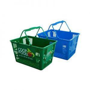 Giỏ làn siêu thị Hà Nội